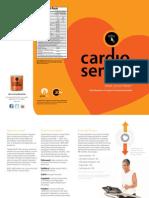 CardioSentials Brochure