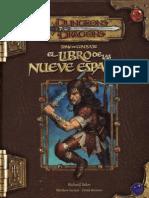 D&D 3.5 - Tomo de Combate - El Libro de Las Nueve Espadas