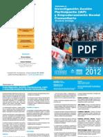 Diplomado en Investigacion Accion Participante y Empoderamiento Social Comunitario