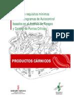 Modelo de Requisitos Minimos_Programas de Autocontrol_Carnicas