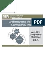 Understanding Competency Model