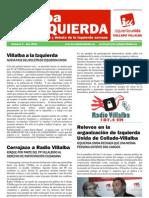 Villalba a la Izquierda num 40 febrero 2012