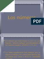el origen de los numeros presentaccion