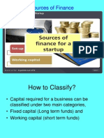 5 Sources of Finance[1]