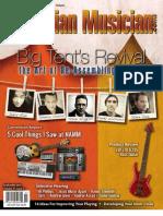 Christian Musician Magazine - MarApr 2012