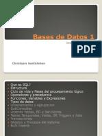 [BD1] 6. Introduccion a SQL