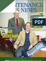 Maintenance Sales News