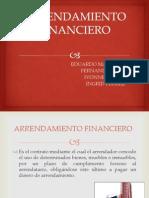 ARRENDAMIENTO FINANCIERO EXPOSICION (1)(1)