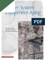 Equipment Aging