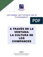 Agramunt y Lorenzo - La Cultura de Los Chimpances