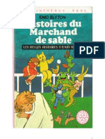 51588642 Blyton Enid Histoires Du Marchand de Sable