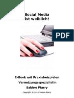 E-book Social Media Ist Weiblich
