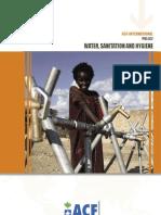 ACF Wash Policy 2012