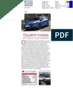 """RENAULT LAGUNA BREAK 2.0 dCi 150 CV 4CONTROL NA """"FLEET MAGAZINE"""""""