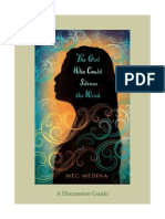 Discussion Guide the Girl Who Could Silence the Wind by Meg Medina