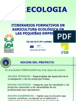 Forecología project