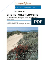 CNHG Introduction to Shore WIldflowers of California, Oregon, and Washington