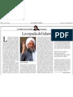 Pilar Rahola. La Espada Del Islam