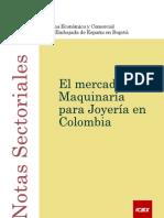 Nota Sectorial Maquinaria Joyeria 2004 10394