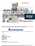 """Holocaustul, un avertisment al istoriei""( prof. Mihai Chioveanu)"