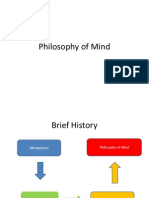 Philosophy of Mind - PRACTICUM