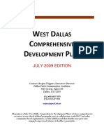 West Dallas Comprehensive Development Plan