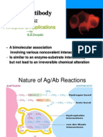 Ag Ab Interactions