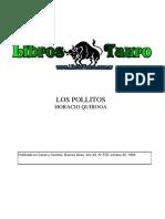 Quiroga, Horacio - Los Pollitos