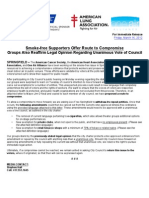 Official Statement - 03.16.12 - FINAL PDF