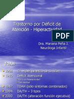 Deficit Atencional 2007