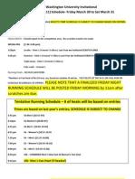 2012 Invite Meet Info