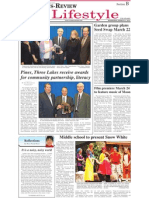 Vilas County News-Review, March 21, 2012 - SECTION B