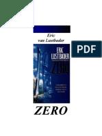 Van Lustbader Eric - Zero