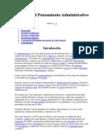 Escuelas Del to Administrativ 2