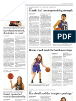 The Salt Lake Tribune's All-State girls' basketball MVPs