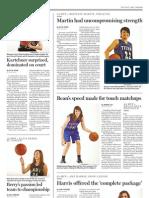 The Salt Lake Tribune's All-State girls' basketball MVPs