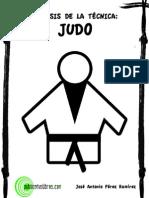 Jose Antonio Perez Ramirez-Analisis de La Tecnica Judo