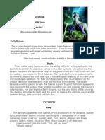 """Final Solution Sci Fi Novel - """"How far is too far?"""""""