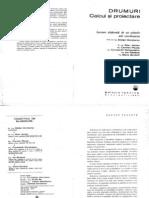Drumuri Calcul Si Proiectare Stelian Dorobantu