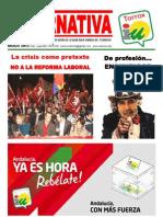 Alternativa MARZO 2012