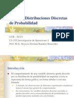 DistribucionesProbabilidadDiscretas