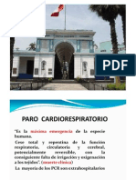 Clase 03 Reanimación Cardiopulmonar
