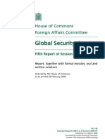 UK House Foreign Affairs Cmte