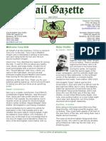 Trail Gazette - April 2012