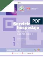 Guia Profesional, SERVICIOS DE HOSPEDAJE, CECyTEH 2012. Gobierno Hidalgo
