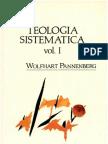 Wolfhart Pannenberg - Teologia Sistematica