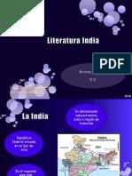 Literatura India Brenda