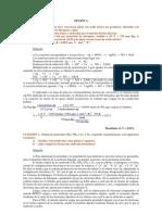 oxidación y reducción ácido nítrico