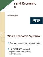 Economic Peace in Islam - ( by Bushra Bajwa )