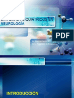 Enfermedades psiquiátricas en neurología